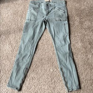 Hollister super skinny pants